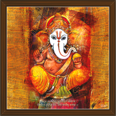 Ganesh Paintings (GS-1968)