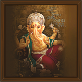 Ganesh Paintings (GS-1984)