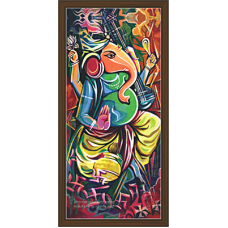 Ganesh Paintings (G-1652)