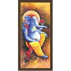 Ganesh Paintings (G-1654)