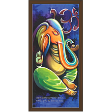 Ganesh Paintings (G-1657)
