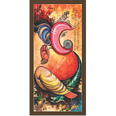 Ganesh Paintings (G-1660)