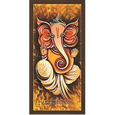 Ganesh Paintings (G-1662)