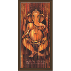 Ganesh Paintings (G-1666)