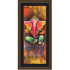 Ganesh Paintings (G-1672)