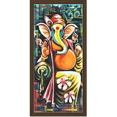 Ganesh Paintings (G-1673)