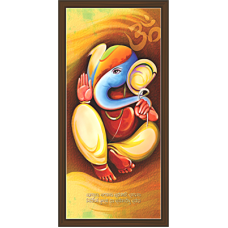 Ganesh Paintings (G-1674)