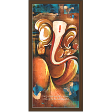 Ganesh Paintings (G-1676)