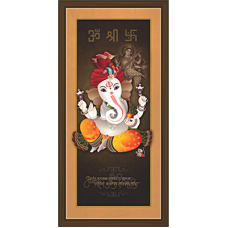 Ganesh Paintings (G-1682)