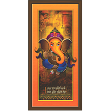 Ganesh Paintings (G-1684)