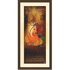 Ganesh Paintings (G-1694)