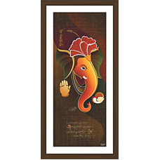 Ganesh Paintings (G-1703)