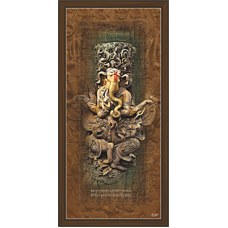 Ganesh Paintings (G-1704)