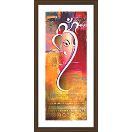 Ganesh Paintings (G-1706)