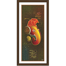Ganesh Paintings (G-1711)