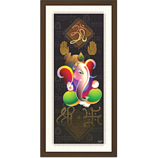 Ganesh Paintings (G-1716)