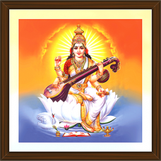 Saraswati Paintings (Sarswati-01)