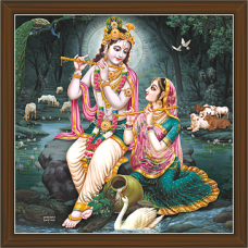 Radha Krishna Paintings (RK-2282)