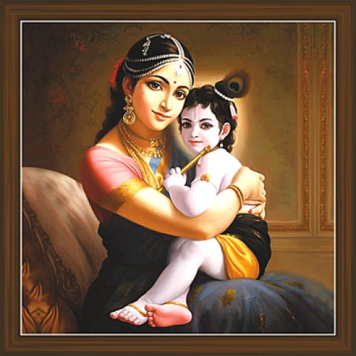 Radha Krishna Paintings (RK-2351)