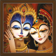 Radha Krishna Paintings (RK-2239)