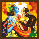 Radha Krishna Paintings (RK-2247)