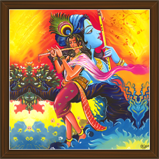 Radha Krishna Paintings (RK-2253)