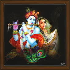 Radha Krishna Paintings (RK-2266)
