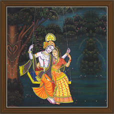 Radha Krishna Paintings (RK-2278)