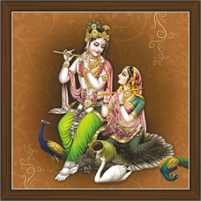 Radha Krishna Paintings (RK-2279)