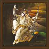 Radha Krishna Paintings (RK-2299)