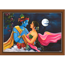 Radha Krishna Paintings (RK-9326)