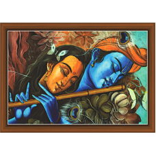 Radha Krishna Paintings (RK-9337)