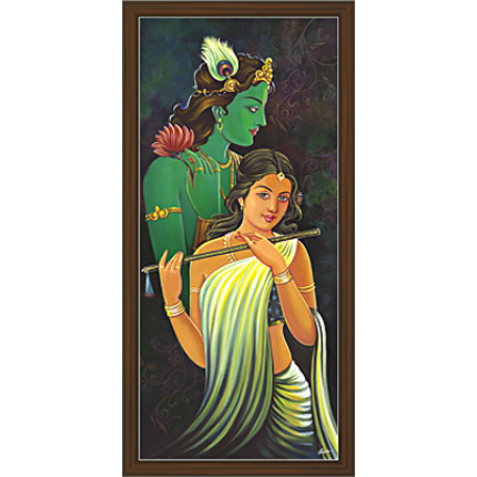 Radha Krishna Paintings (RK-2060)