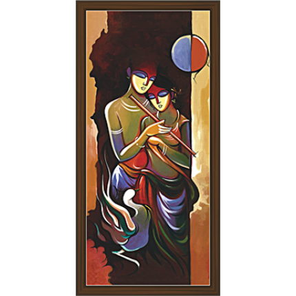 Radha Krishna Paintings (RK-2061)
