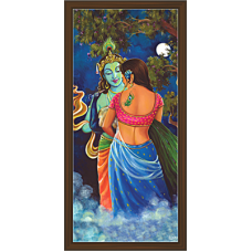Radha Krishna Paintings (RK-2062)