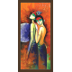 Radha Krishna Paintings (RK-2064)