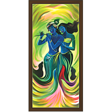 Radha Krishna Paintings (RK-2067)