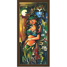 Radha Krishna Paintings (RK-2068)
