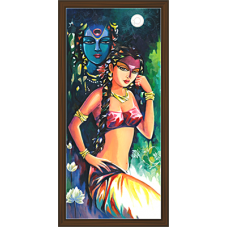 Radha Krishna Paintings (RK-2070)