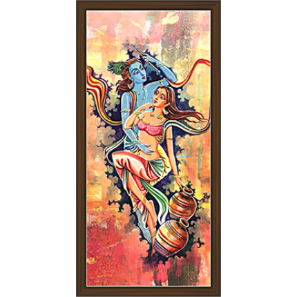 Radha Krishna Paintings (RK-2071)