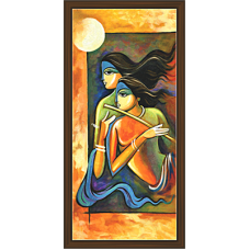 Radha Krishna Paintings (RK-2072)