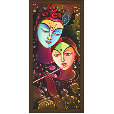 Radha Krishna Paintings (RK-2073)