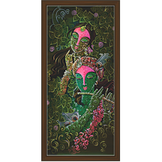 Radha Krishna Paintings (RK-2075)