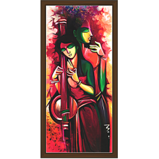 Radha Krishna Paintings (RK-2076)