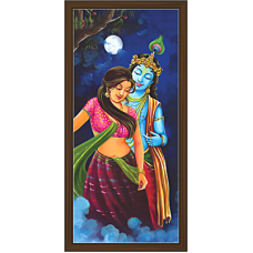 Radha Krishna Paintings (RK-2078)