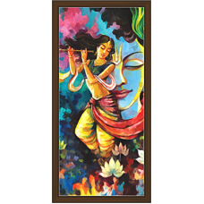 Radha Krishna Paintings (RK-2079)