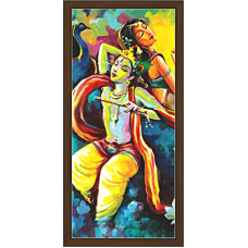 Radha Krishna Paintings (RK-2080)