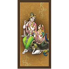 Radha Krishna Paintings (RK-2085)