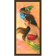 Radha Krishna Paintings (RK-2087)