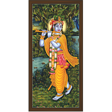 Radha Krishna Paintings (RK-2091)